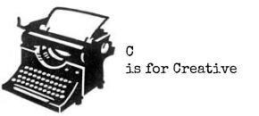 C is for Creative 290x130