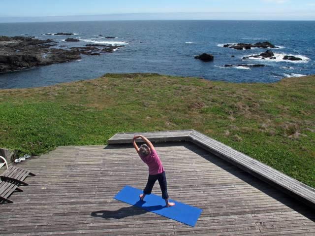 jlh yoga on Zohman deck