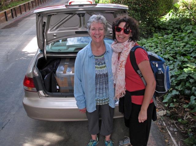 J&N open trunk