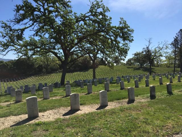 e-Veterans Home cemetery2