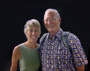Lynne & Ray Simpson 2002