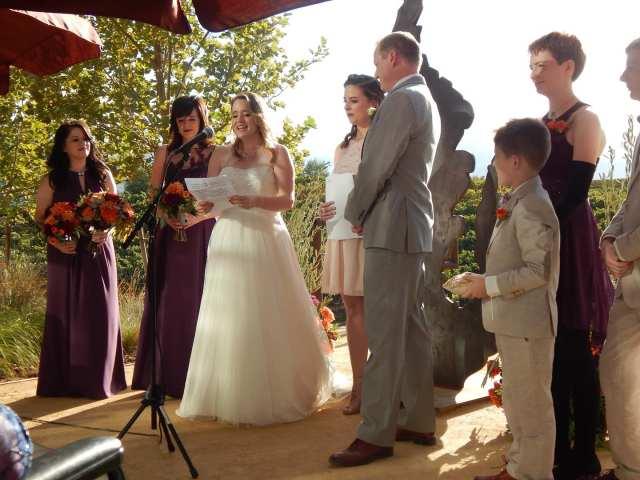 Marci rdg vows