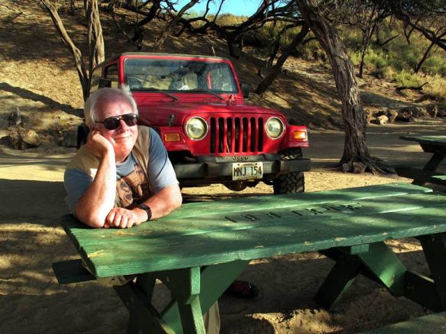 RDS matt rivers red jeep manele bay 1-7-15