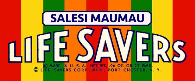 life savers Salesi Maumau